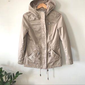 Spring Parka Jacket EUC